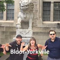 Yorkville Team Building Scavenger Hunt