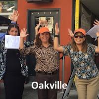 Oakville Team Building Scavenger Hunt