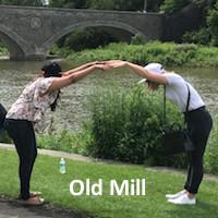 Old Mill Team Building Scavenger Hunt