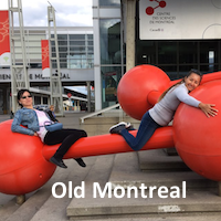 Old Montreal Scavenger Hunt