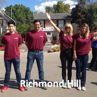 Richmond Hill Team Building Scavenger Hunt