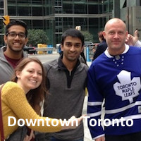 Toronto Downtown Team Building Scavenger Hunt