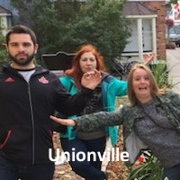 Unionville Team Building Scavenger Hunt