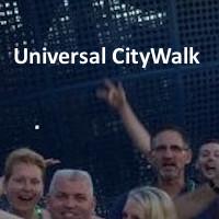 Universal Citywalk Scavenger Hunt