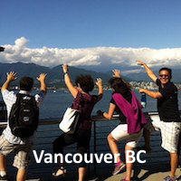 Vancouver Team Building Scavenger Hunt