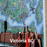 Victoria BC Team Building Scavenger Hunt