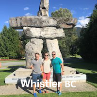 Whistler Team Building Scavenger Hunt