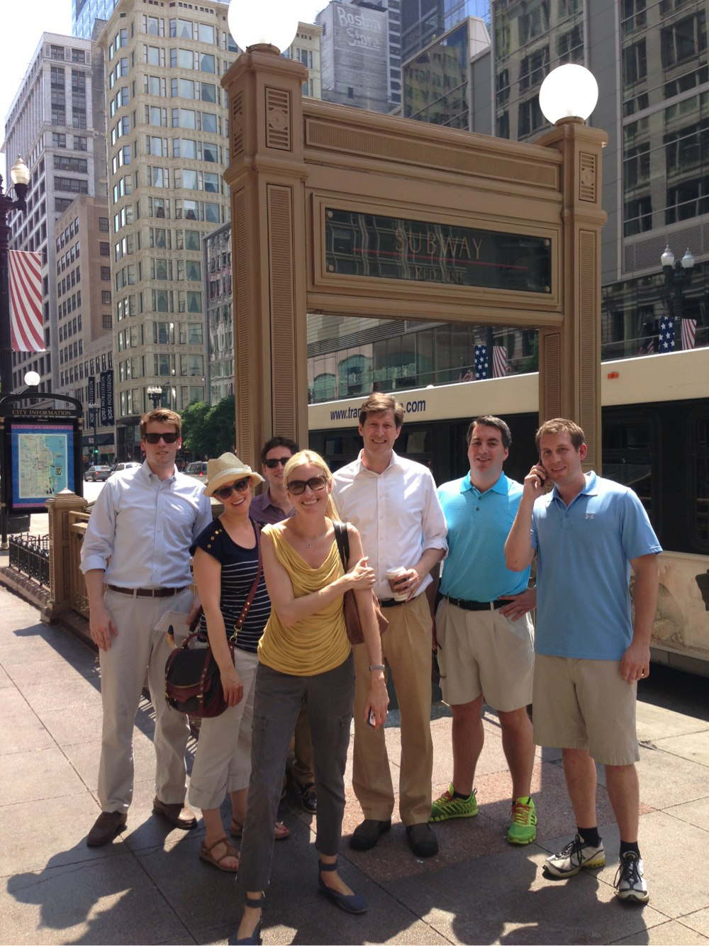 Chicago Team Building