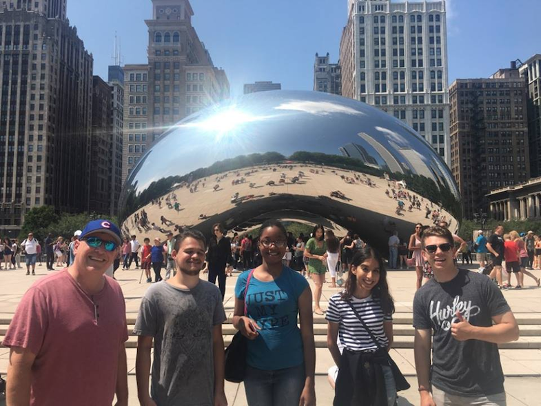 downtown chicago scavenger hunt